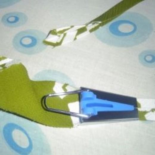 Bias Tape Maker Tool