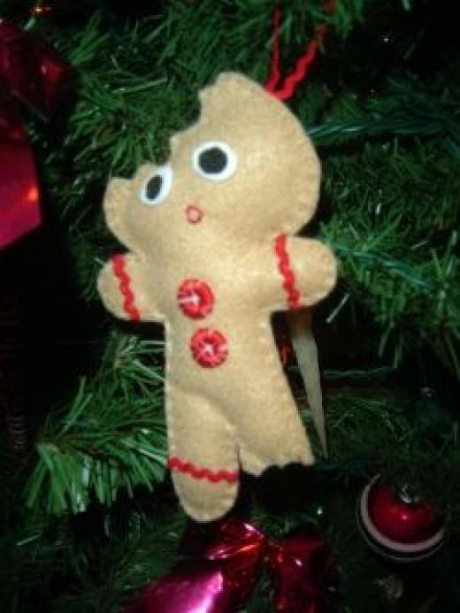 Dear to Me Ornament