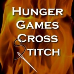 Themed Hunger Games Cross Stitch Patterns