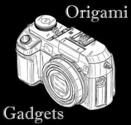 origami gadget patterns and projects