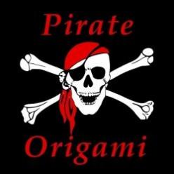Pirate Origami Crafts