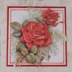 Origami Rose Flower Paper Crafts