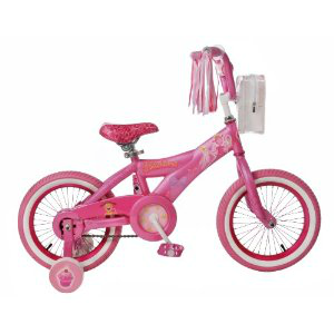 pinkalicious bike