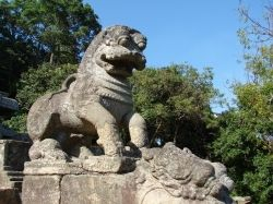 Yapahuwa Lion