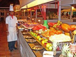 Buffet at wijeya resort