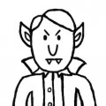 How To Draw A Vampire: Step-by-Step Tutorial for Halloween