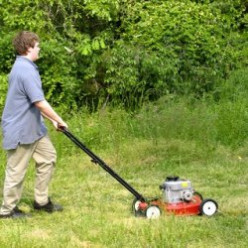 Grasscycling--Easy way to a healthier, greener lawn
