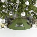 Rotating Christmas Tree Stand For Real Trees and Artificial Trees