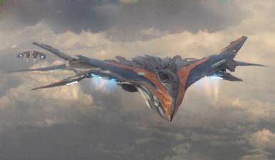 Guardians Of The Galaxy Nova Corps Ship | www.pixshark.com ...