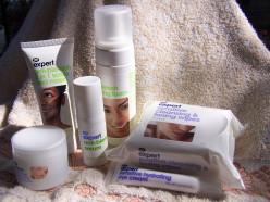 Boots Expert Anti-Blemish Skincare Kit and  Boots Expert Sensitive Skincare Kit Review by Nightcat