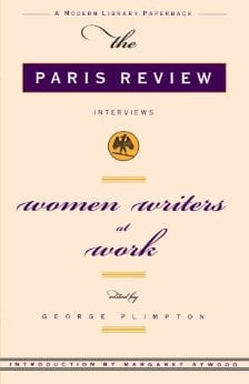 Women Writers at Work anthology by George Plimpton