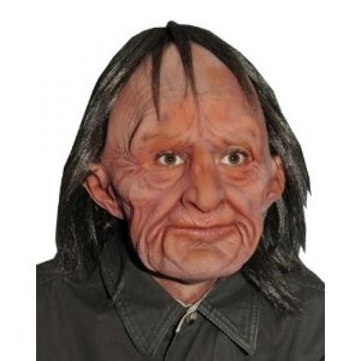 Supersoft Old Man Adult Mask One Size Fits Most Adults