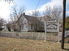 Robert E. Howard home and museum