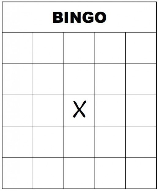 This is a photo of Epic Bingo Boards Printable