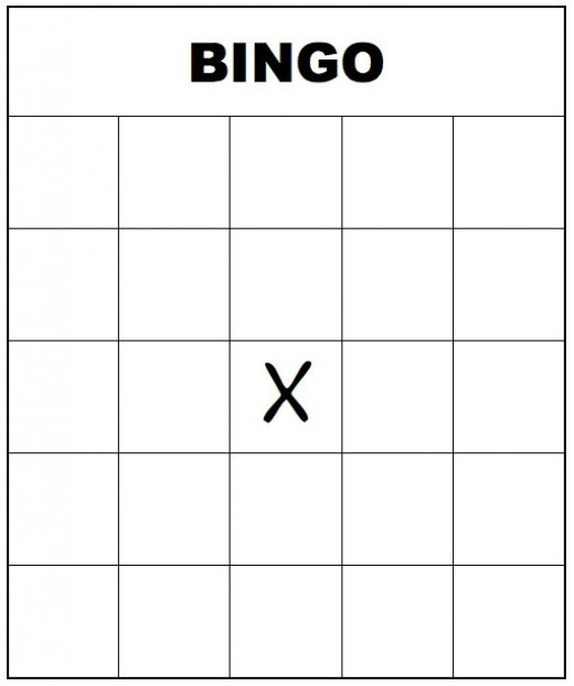 Free Printable Bingo Cards For Kids And Adults