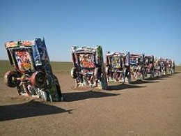 Cadillac Ranch, Texas