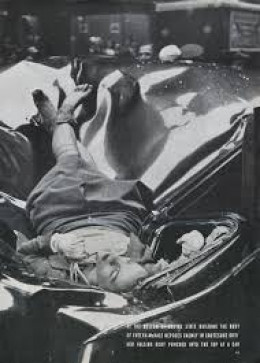 Tragic suicide of Evelyn McHale.