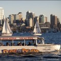The Seattle Ducks Tour