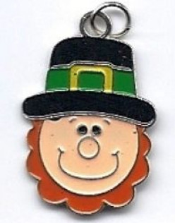 St Patricks Day Lucky Phone Charms