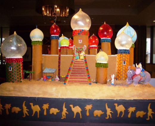 Aladdin's Magical Castle