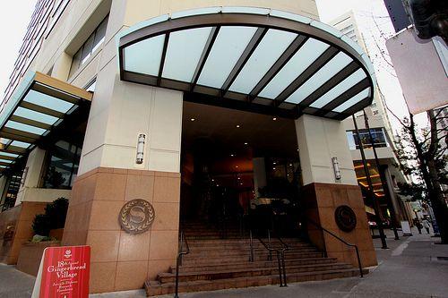 Seattle Sheraton Hotel