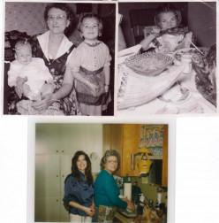 Grandma's Enamel Turkey Roasting Pan