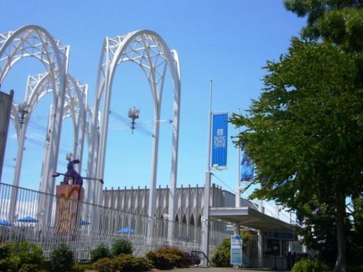 Pacific Science Center - Seattle, WA