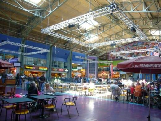 Center House Food Court - Seattle, WA