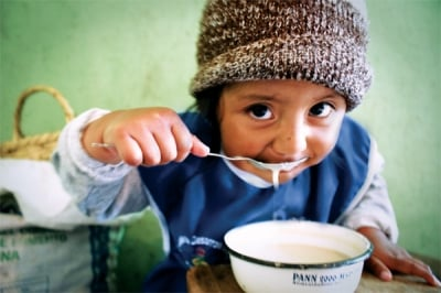 Sponsor a participant for for $40 to fast for 30 hours and I can feed a child for 30 days!