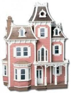 The Fancy Dollhouse