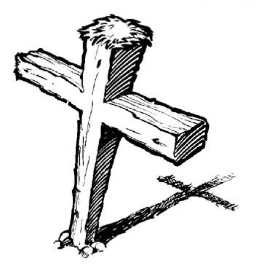 The cross offers LIFE to those who accept it!