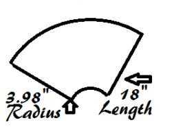 Skirt  Length Template