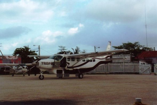 Tropic Air - Belize