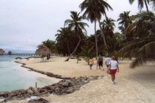 Ambergris Caye Beach - San Pedro, Beliize