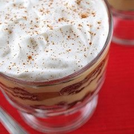 Gingerbread Triffle