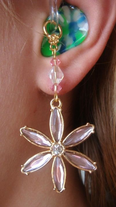 Check Out These Cool Earmolds and Hayleigh's Charm!