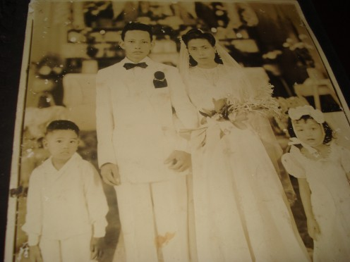 Mom & Pa's Wedding