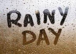 Hello, Rainy Days!