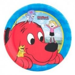 Clifford Birthday Party Ideas and Theme Supplies