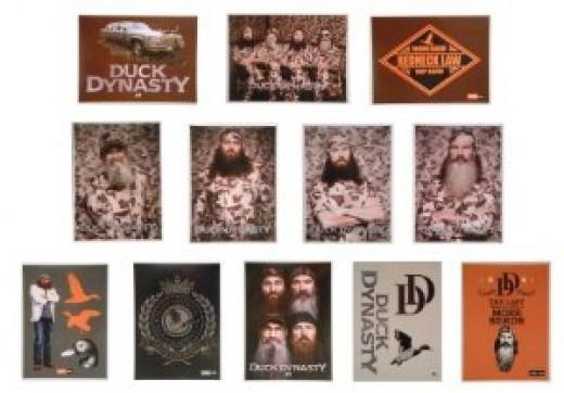 duck dynasty stickers