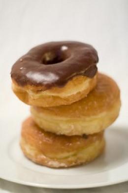doughnuts by Jenny Kaczorowski