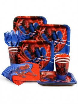 spiderman party packs