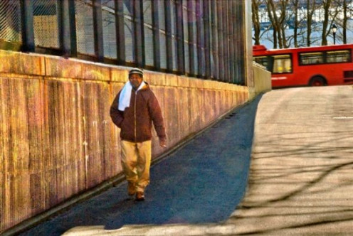 Street Photography, Roosevelt Island, Pictures of New York