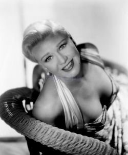 A sexy pose, one of many roles Ginger Rogers mastered.