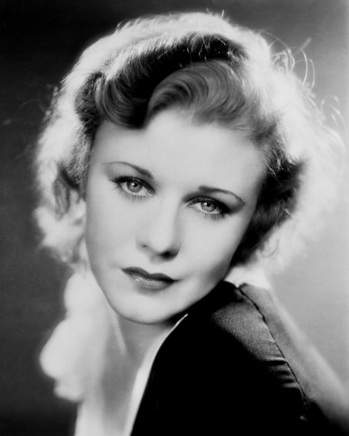 Ginger Rogers at 20