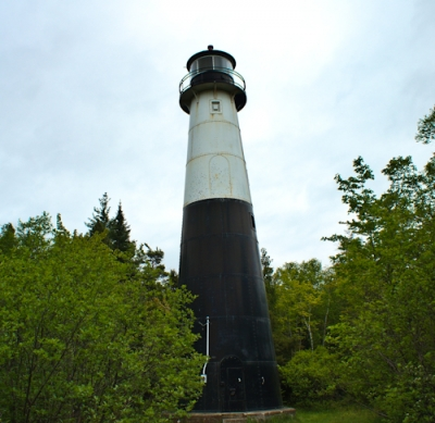 Grand Island Harbor Rear Range Light