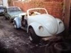VW Beetle Wizard Roadster - Part 4