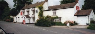 The George Inn in Saint Briavels