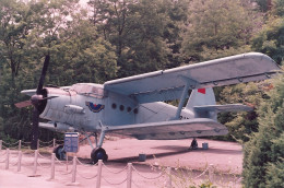 A People's Republic of China An-2 Little Annie.  June 1991.
