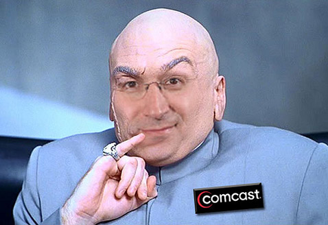 Comcast is not America's favorite when it comes to customer service...